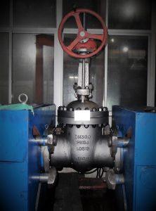 DN 300 Absperrschieber Industriearmatur