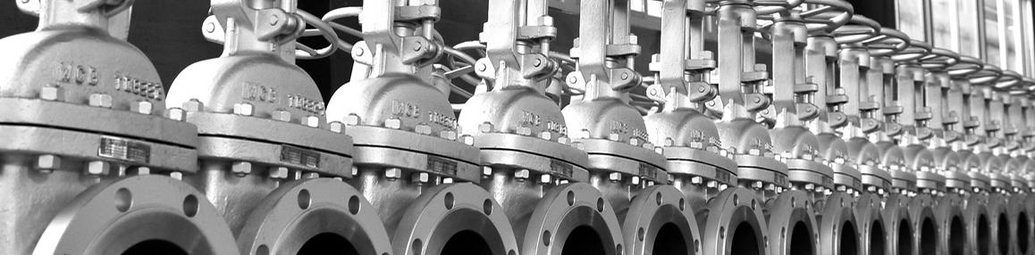 Industriearmatur Absperrschieber